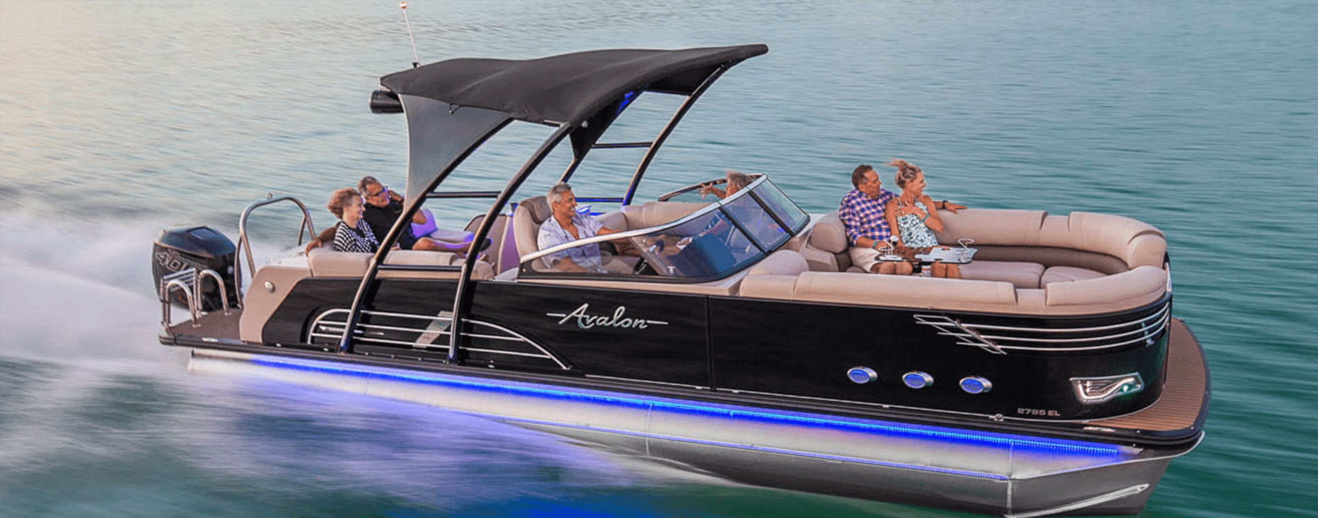 Avalon boats for sale