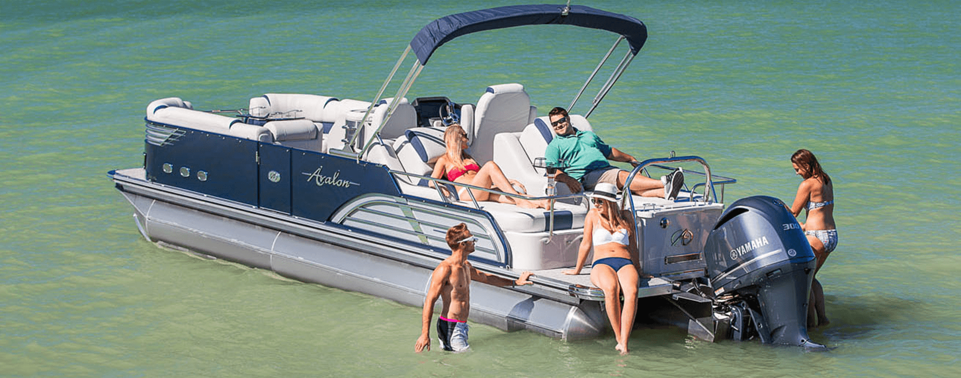 Avalon pontoon boats for sale