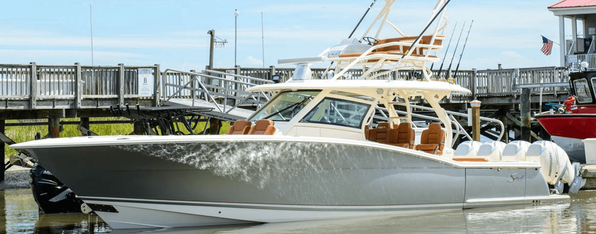 scout boats for sale | Johnson Marine
