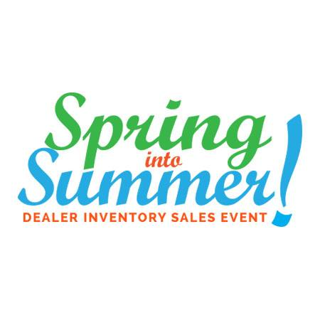 hurricane spring into summer sales event