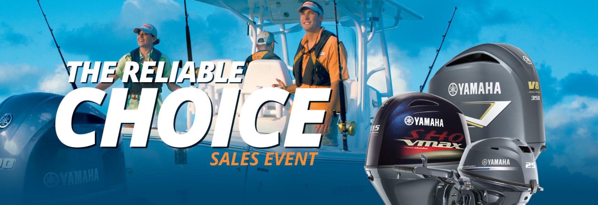 yamaha 2020 sales event